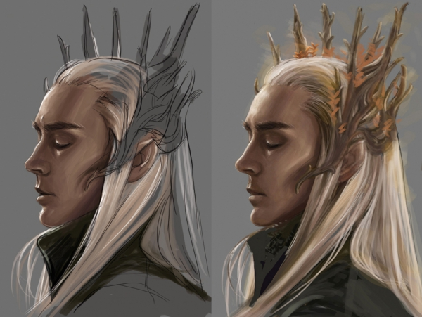 Lee Pace by JuJu